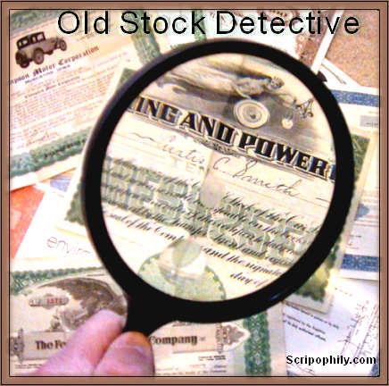 Old Stock Detectivd